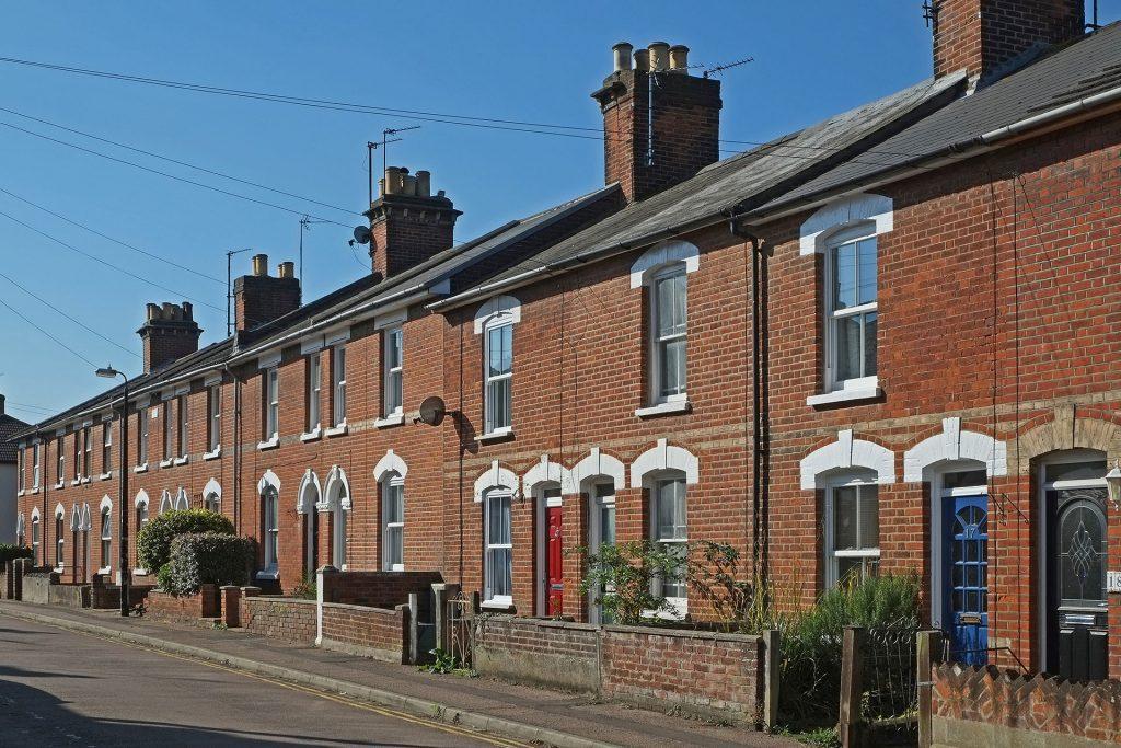 Houses in Nottingham